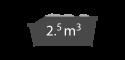 icon container klein